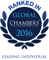 Chambers Global Leading INdividual Ranking